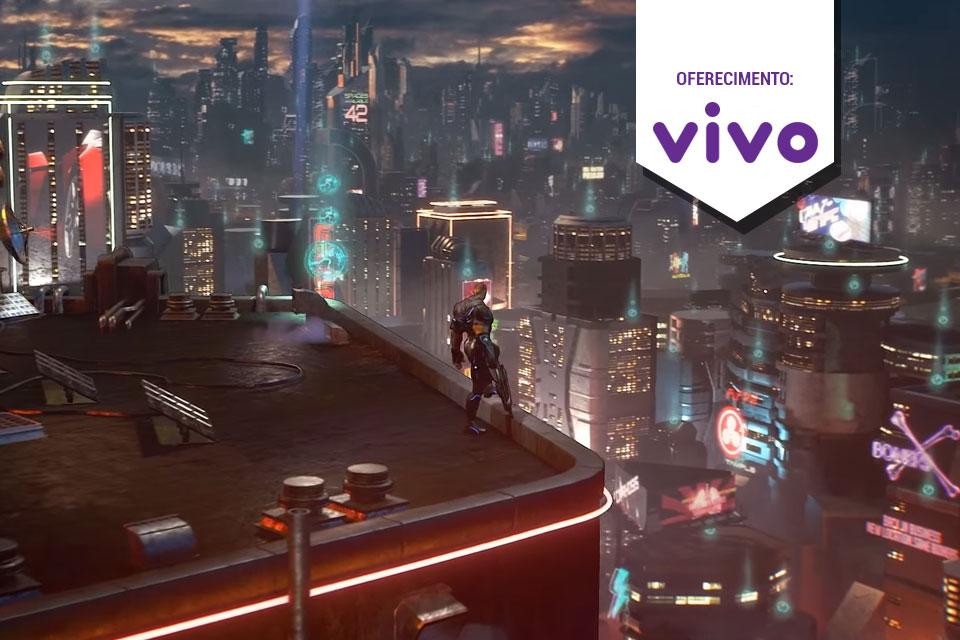 Imagem de Crackdown 3 vai usar e abusar do processamento em nuvem do Xbox One no tecmundo