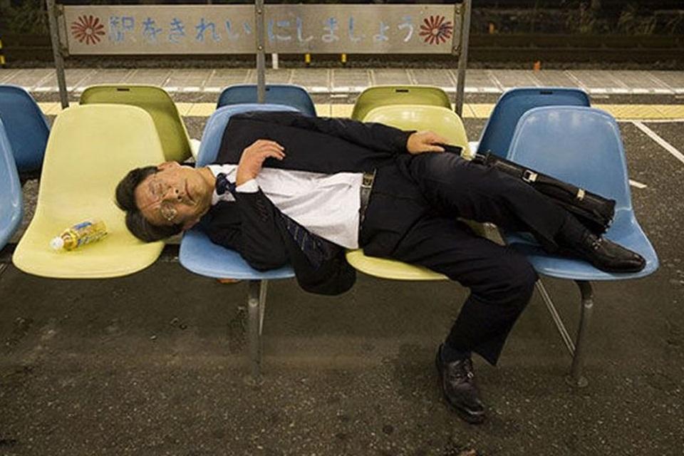 Imagem de Câmeras de estação de metro Japão detectam automaticamente bêbados no tecmundo