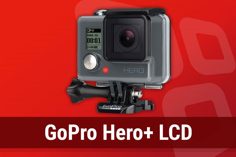 Imagem de Análise: GoPro HERO+ LCD [vídeo] no tecmundo