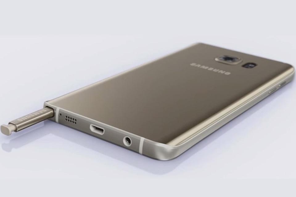 Imagem de Note 5 e S6 Edge+: Samsung eliminou o infravermelho de seus novos phablets no tecmundo
