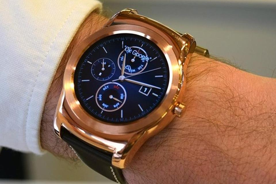 Imagem de Próximo smartwatch com Android Wear da LG deve ter resolução maior no tecmundo