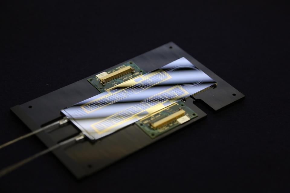 Imagem de Pesquisadores criam processador óptico totalmente reprogramável no tecmundo