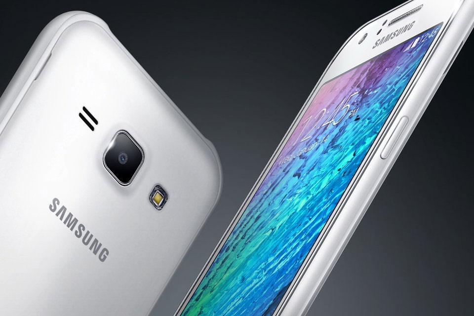 Imagem de Galaxy J5 e J7 já aparecem em site brasileiro da Samsung no tecmundo