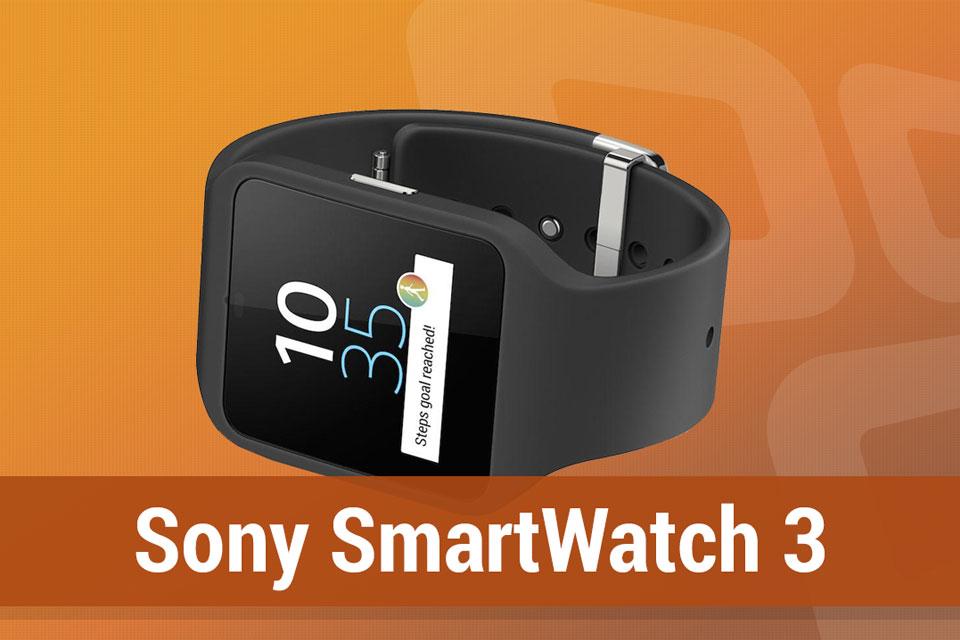 Imagem de Análise: Sony SmartWatch 3 [vídeo] no tecmundo