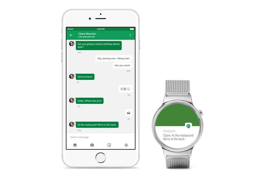 Imagem de Google lança app que permite parear relógios Android Wear com iPhones no tecmundo