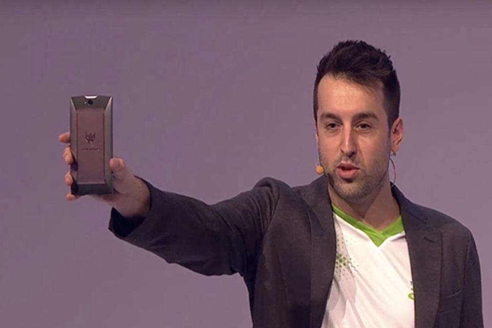 Imagem de Acer Predator 6, o smartphone gamer que vai capturar o seu dinheiro no tecmundo