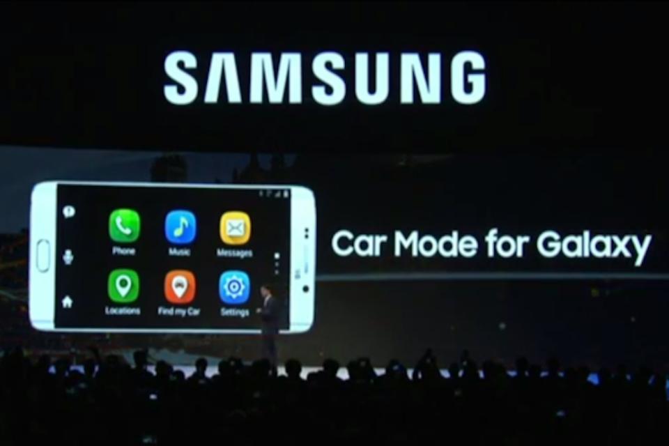 Imagem de Samsung apresenta Car Mode for Galaxy no tecmundo