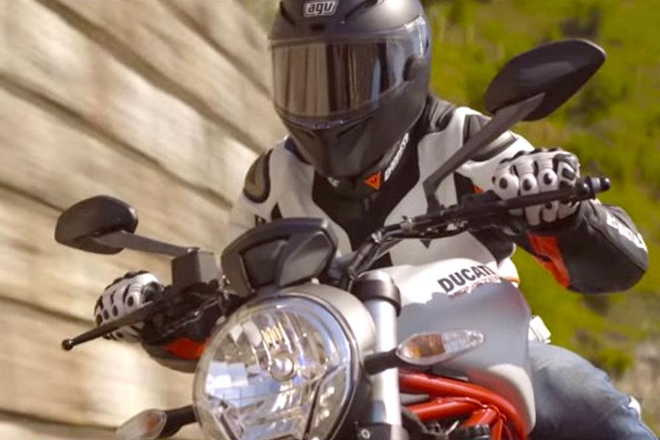 Imagem de Segurança: Dainese lança jaqueta com airbag para motociclista no tecmundo