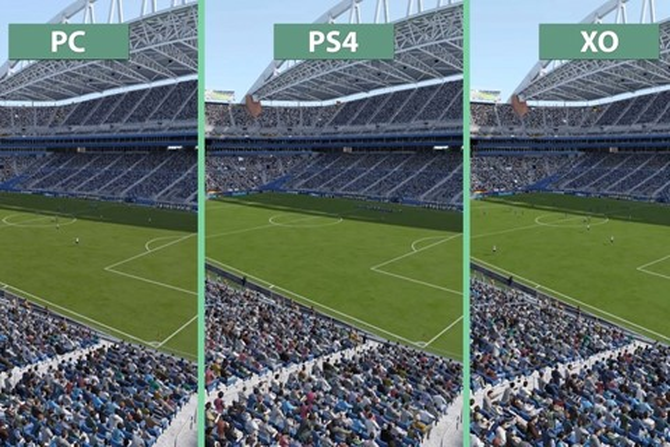 Imagem de Vídeo compara gráficos de PC, PS4 e Xbox One com FIFA 16 no tecmundo