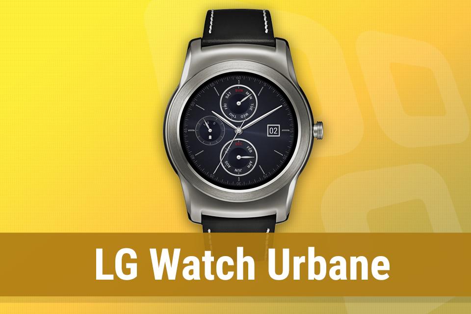 Imagem de Análise: smartwatch LG Watch Urbane (LGW150) [vídeo]  no tecmundo