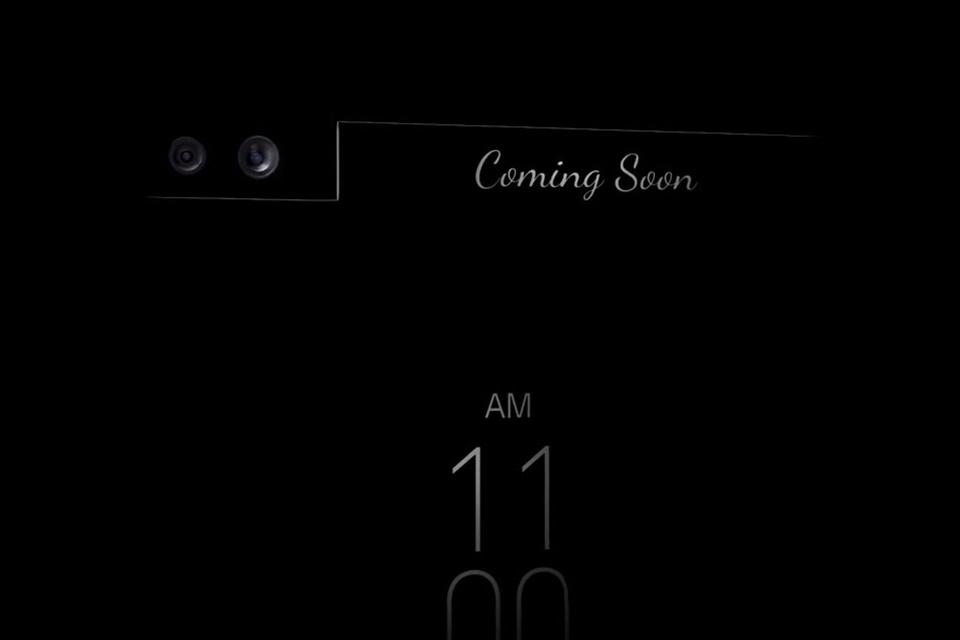 Imagem de LG provoca em teaser do V10, smartphone que pode ter 2 câmeras frontais no tecmundo