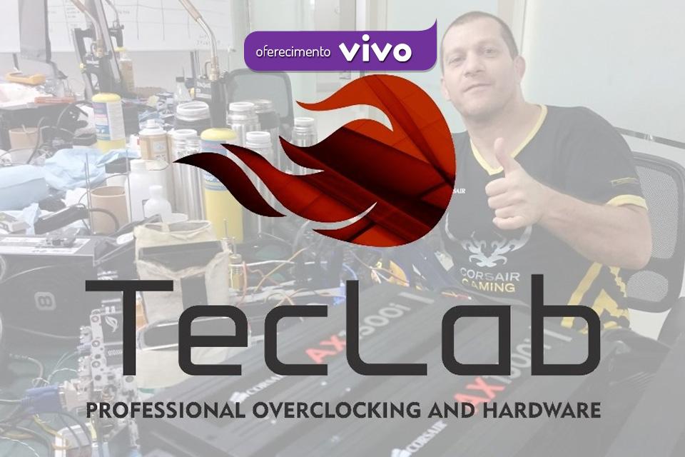 Imagem de TecLab ao vivo: testes fajutos, comparativos, achismos, fanboys e mais! no tecmundo