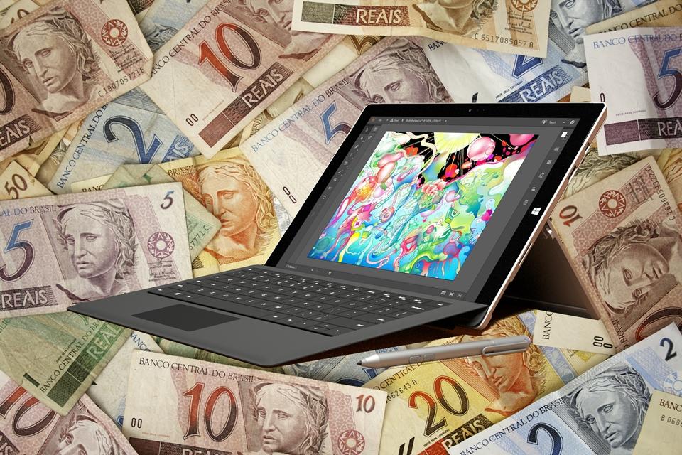 Imagem de Versão mais poderosa do Surface Pro 4 pode passar facilmente dos R$ 10 mil no tecmundo