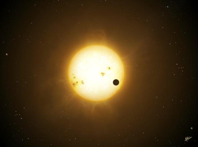 Conhecido Teria o telescópio Kepler da NASA encontrado uma megaestrutura  FT78