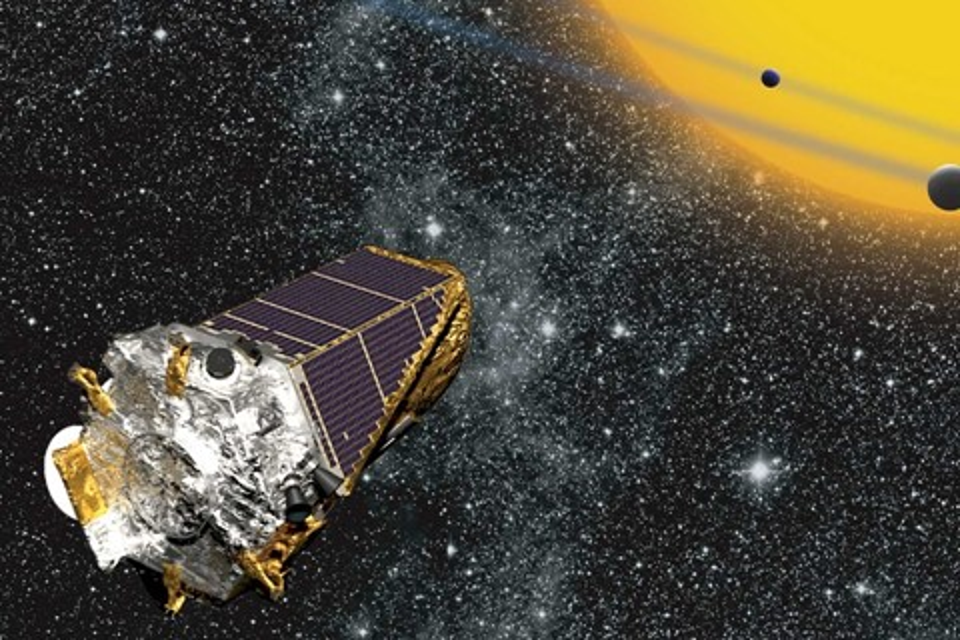 Imagem de Teria o telescópio Kepler da NASA encontrado uma megaestrutura alienígena? no tecmundo