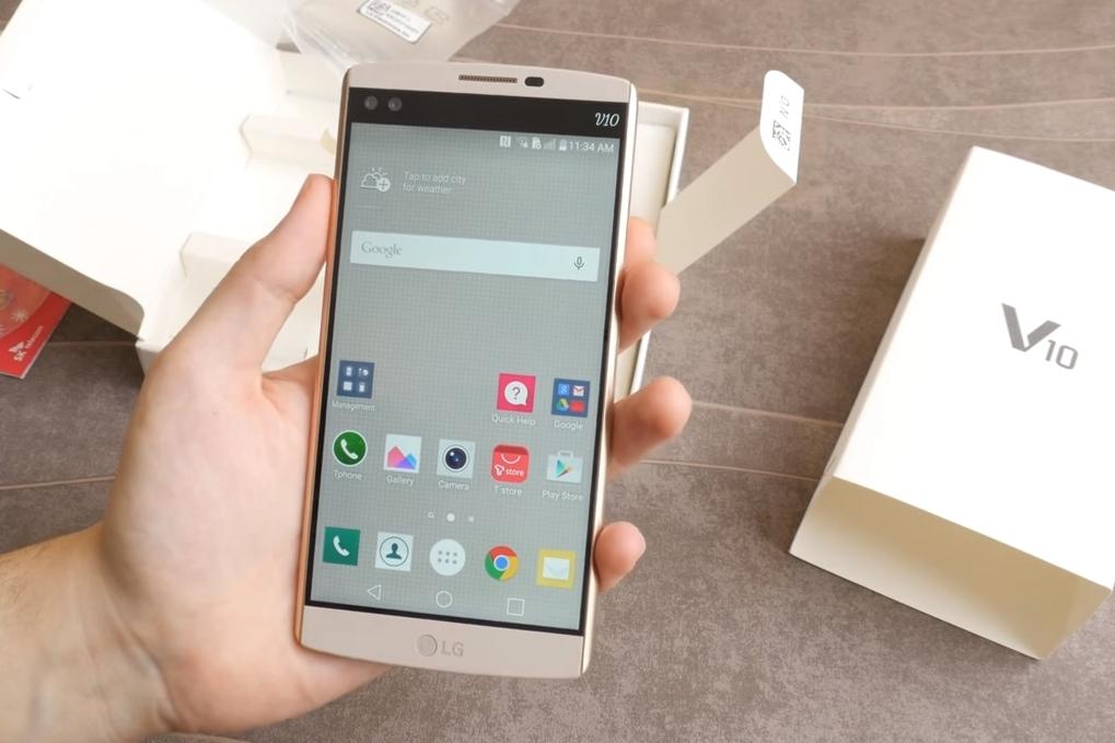 Imagem de V10: confira um unboxing do mais novo aparelho top de linha da LG [vídeo] no tecmundo