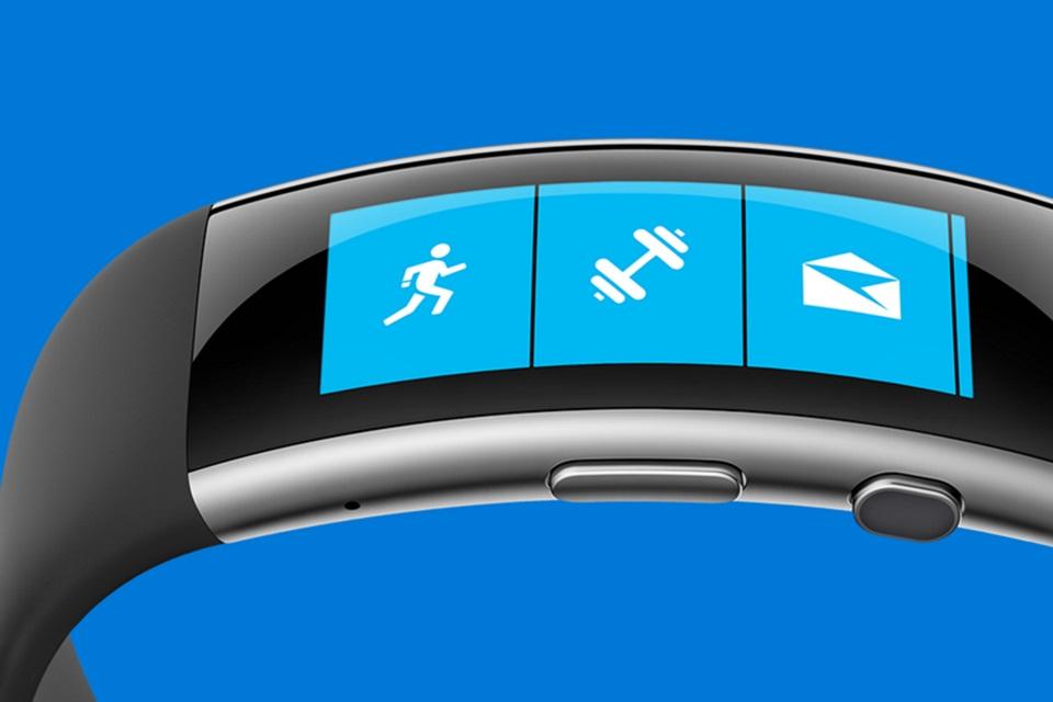 Imagem de Microsoft Band 2 já começou a ser enviado para quem fez a pré-compra no tecmundo