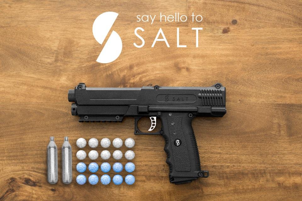Imagem de Pistola que atira projéteis de pimenta é alternativa a armas de fogo letais no tecmundo