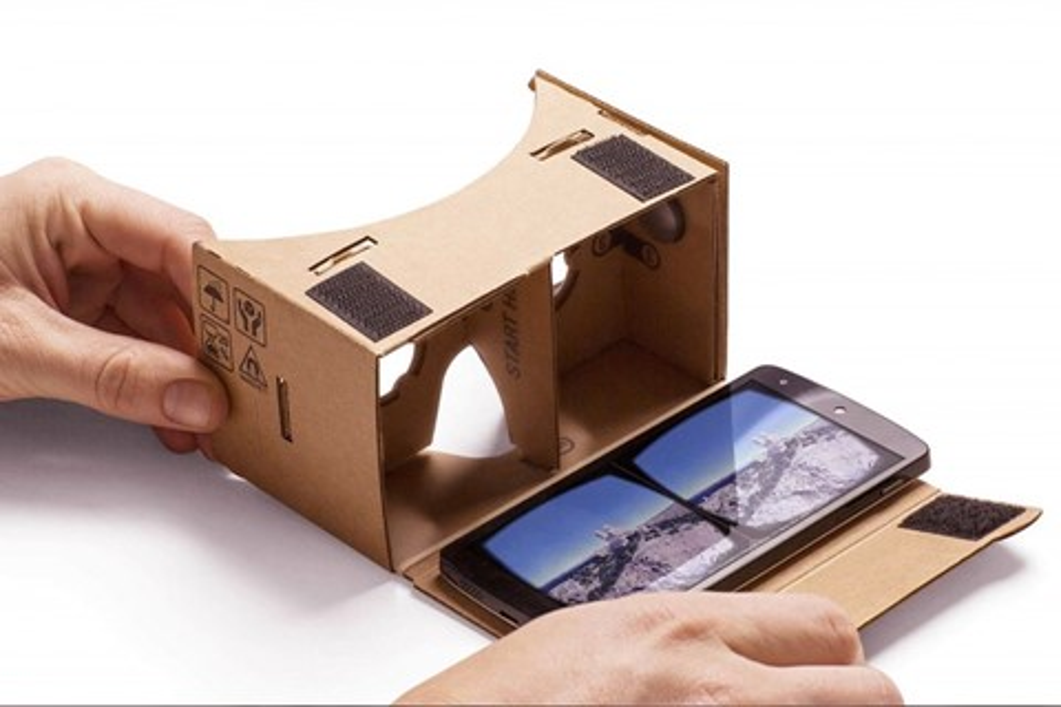 Imagem de App do YouTube agora tem suporte para realidade virtual com Cardboard no tecmundo