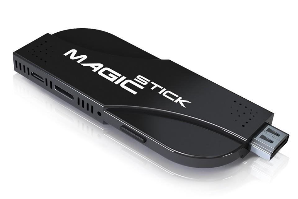 Imagem de Conheça o Magic Stick, aparentemente o mais poderoso mini PC já lançado no tecmundo