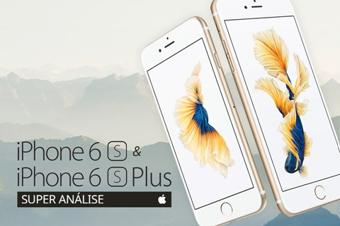 Imagem de Análise: smartphones Apple iPhone 6s e Apple iPhone 6s Plus [vídeo] no tecmundo