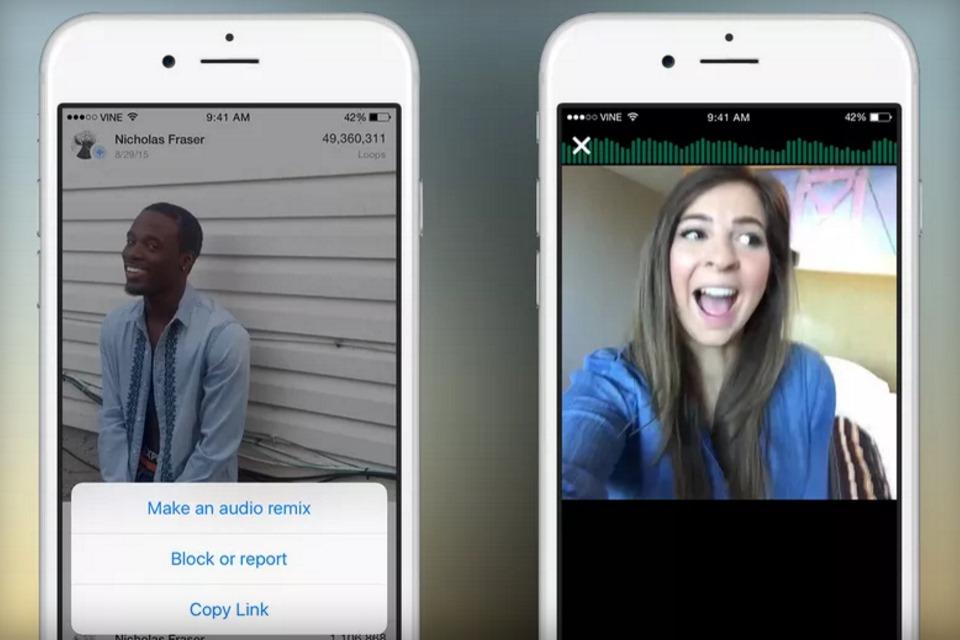 Imagem de App do Vine agora permite extrair o áudio de um vídeo para usar em outro no tecmundo