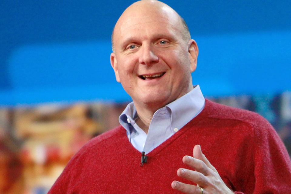 Imagem de Propaganda das Casas Bahia? Assista a Steve Ballmer vendendo o Windows 1.0 no tecmundo