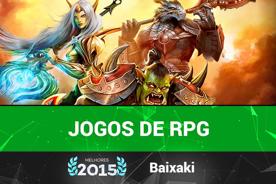 Imagem de Melhores jogos de RPG de 2015 para Android, iPhone e Windows Phone no tecmundo