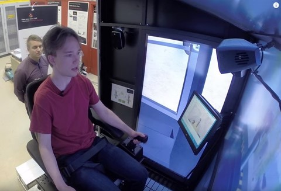 Imagem de Youtuber mostra que simuladores industriais são reais e divertidos [vídeo] no tecmundo