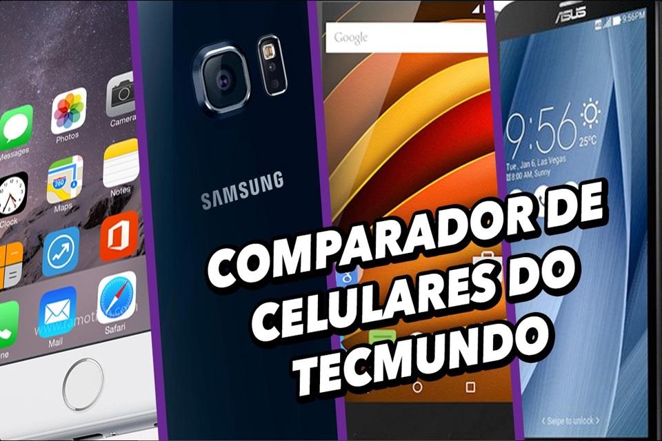 Imagem de Conheça e aprenda a usar o comparador de celulares do TecMundo [vídeo] no tecmundo