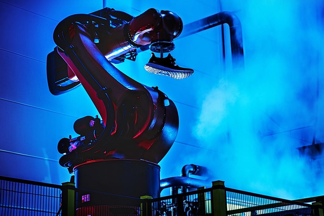 Imagem de Speedfactory: fábrica automatizada da Adidas cria calçados rapidamente no tecmundo