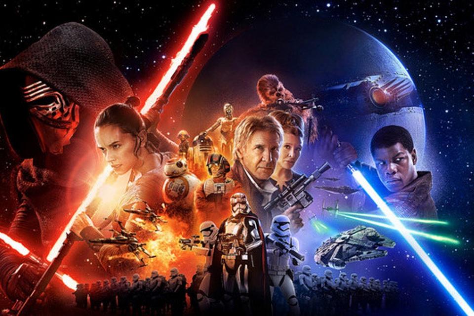 Imagem de Primeiras reações a Star Wars VII são positivas: veja comentários! no tecmundo