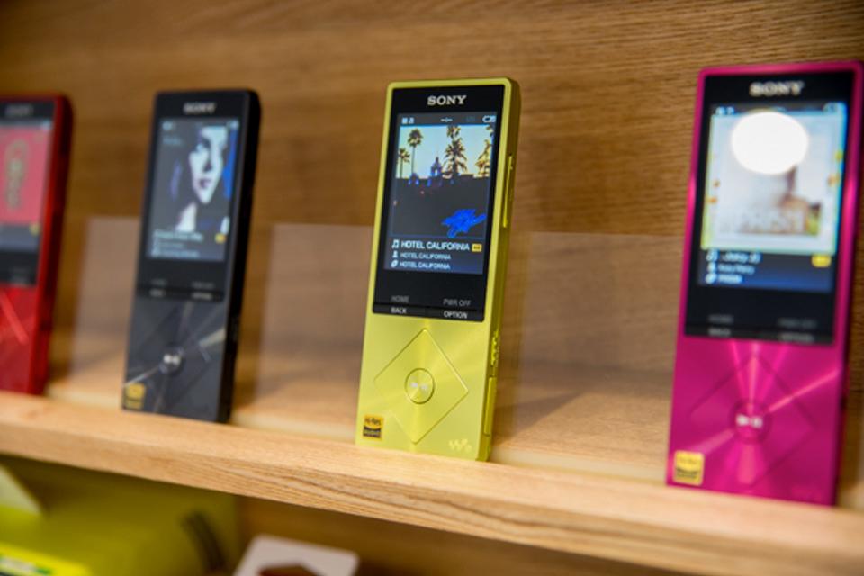 Imagem de Sony Walkman A26, o novo e colorido player para músicas em alta definição no tecmundo