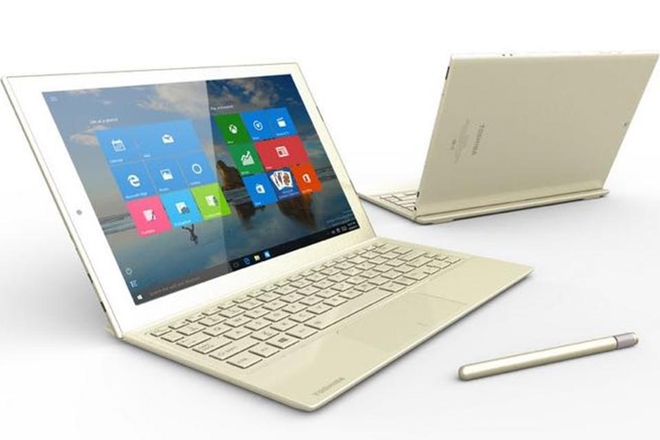 Imagem de Toshiba DynaPad chega para competir com o Surface Pro 4 e iPad Pro no tecmundo