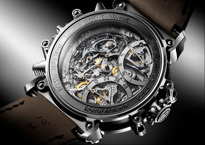 6535b84a311 Quando se imagina o motivo de relógios poderem chegar a valores tão  astronômicos