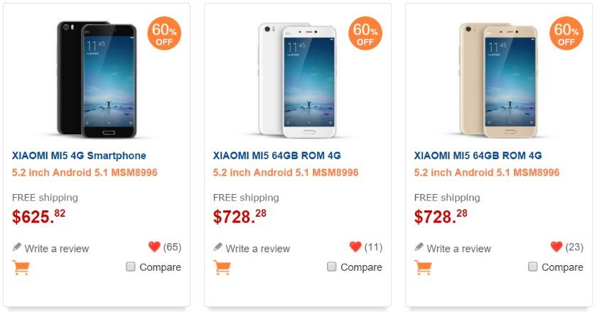18936a45ba0 Lojista revela supostos detalhes técnicos do Xiaomi Mi 5 - TecMundo