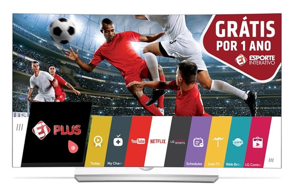Imagem de LG anuncia parceria exclusiva com Esporte Interativo e trará conteúdo em 4K no tecmundo