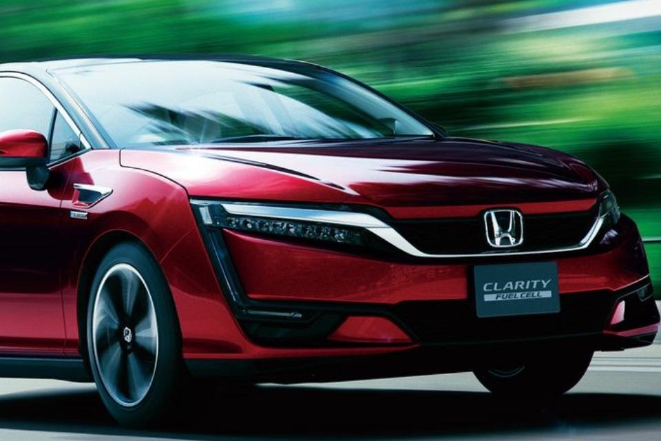 Imagem de Honda Clarity: carro movido a hidrogênio chega aos EUA ainda neste ano no tecmundo