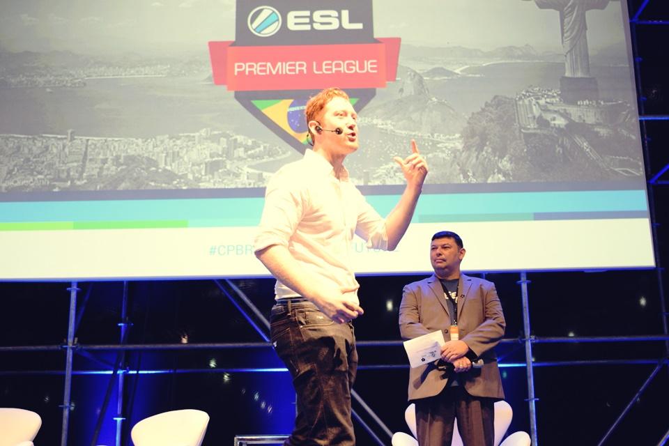 Imagem de Campus Party: ESL chega ao Brasil e liga nacional de eSport começa em março no tecmundo