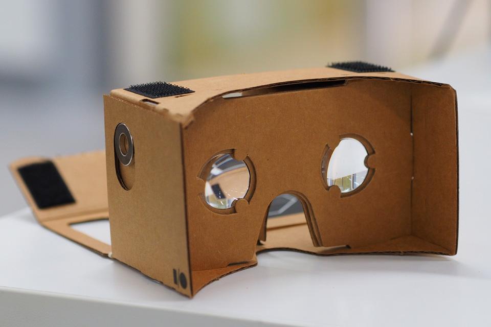 Imagem de Google já distribuiu mais de 5 milhões de Cardboards no tecmundo