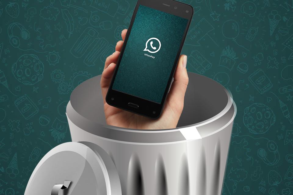 Imagem de WhatsApp: como recuperar mensagens apagadas em seu Android no site TecMundo