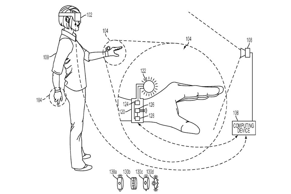 Imagem de PlayStation VR pode vir com luva de controle, indicam patentes no tecmundo