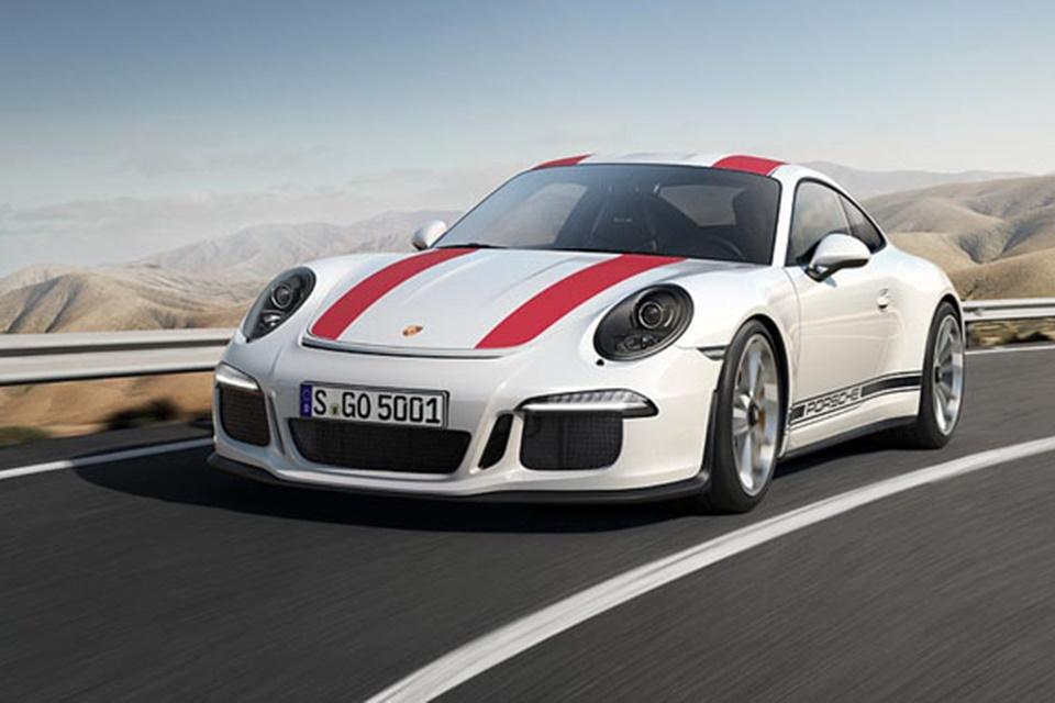 Imagem de Pisando fundo: Porsche divulga primeiras fotos oficiais do 911 R no tecmundo