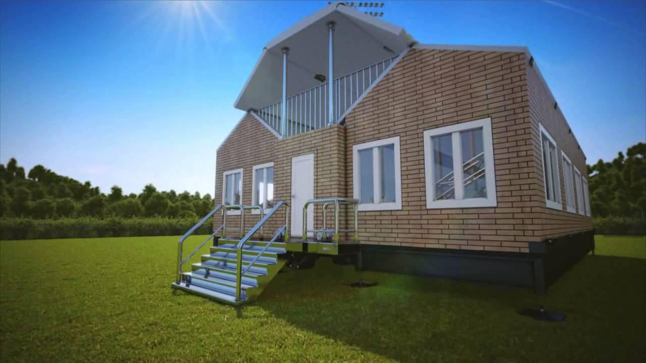 Imagem de Casa do futuro: você precisa ver esse conceito de casa 'dobrável' [vídeo] no tecmundo