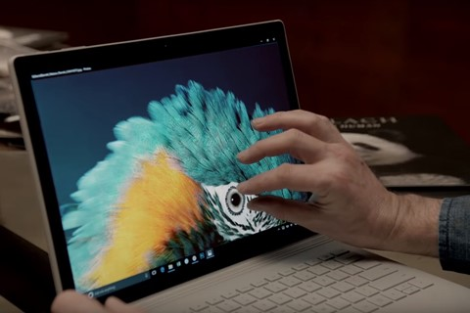 Imagem de Comercial do Surface Book alfineta Mac, mas deixa iPad Pro de lado [vídeo] no tecmundo
