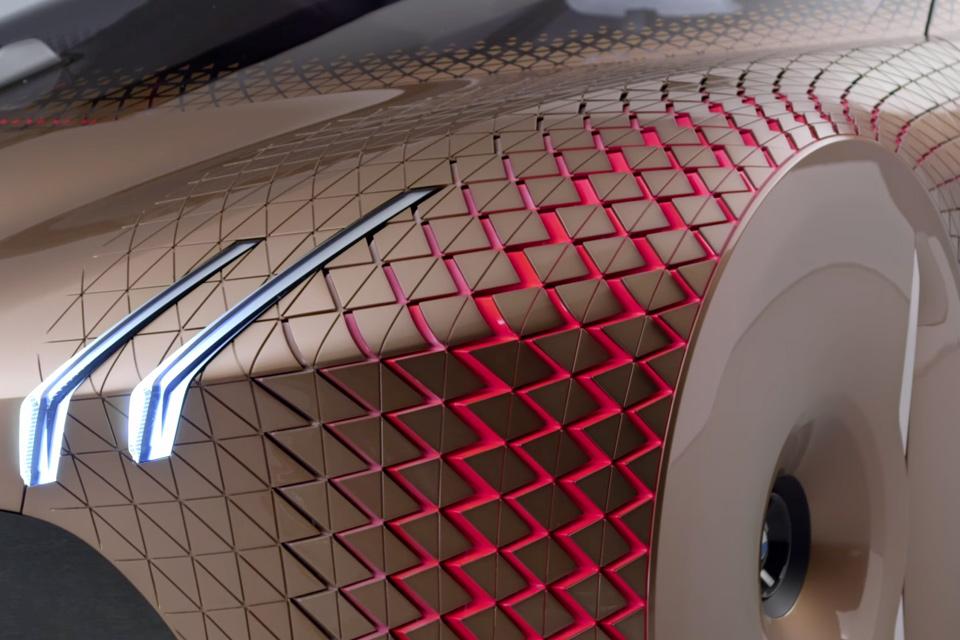Imagem de Fazendo 100 anos, BMW lança conceito revolucionário sobre o carro do futuro no tecmundo