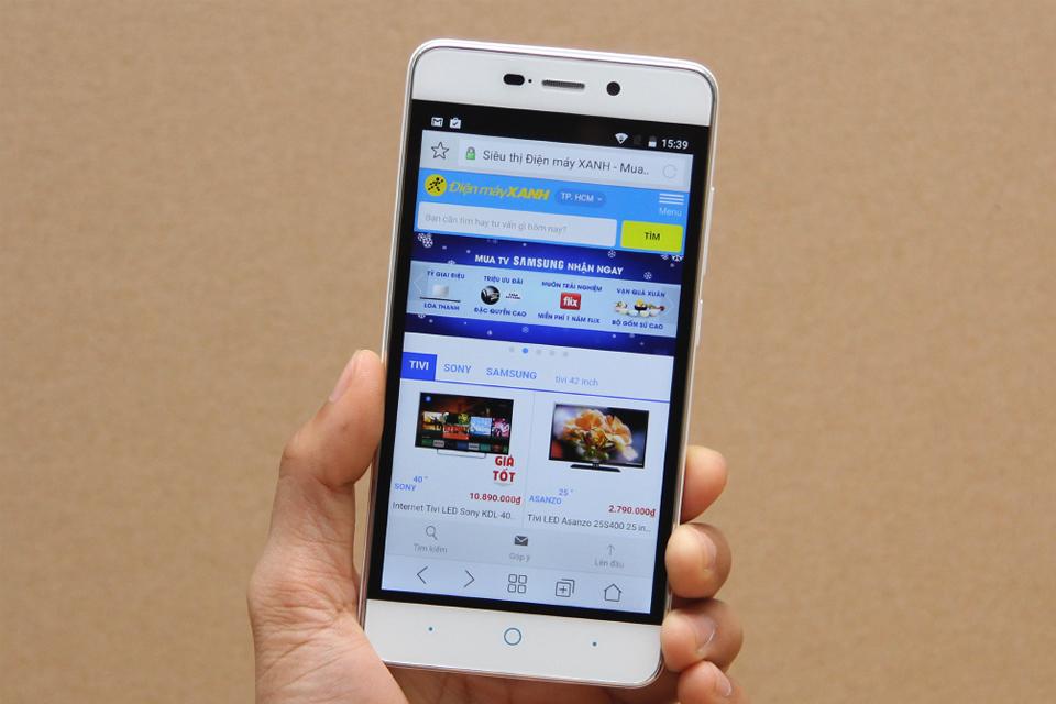 Imagem de ZTE anuncia smartphone de entrada Blade D2 com bateria de 4.000mAh no tecmundo