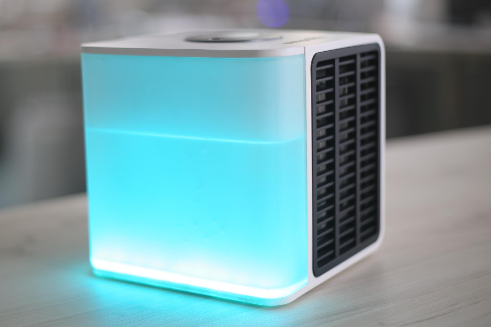 Imagem de Evapolar: incrível ar condicionado portátil funciona com água [vídeo] no tecmundo