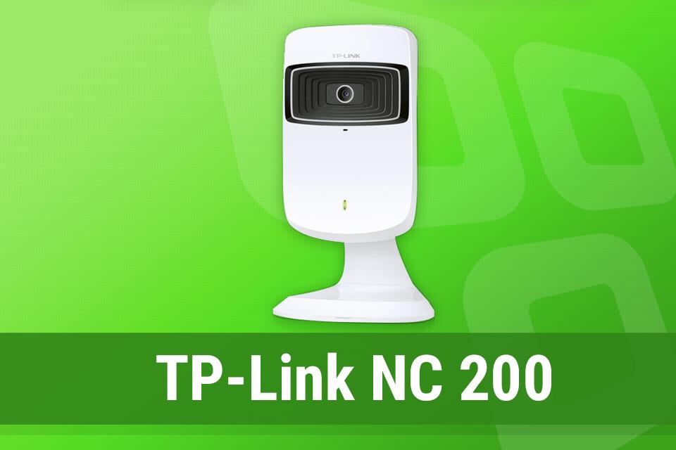 Imagem de Review: câmera cloud TP-Link NC200 no tecmundo