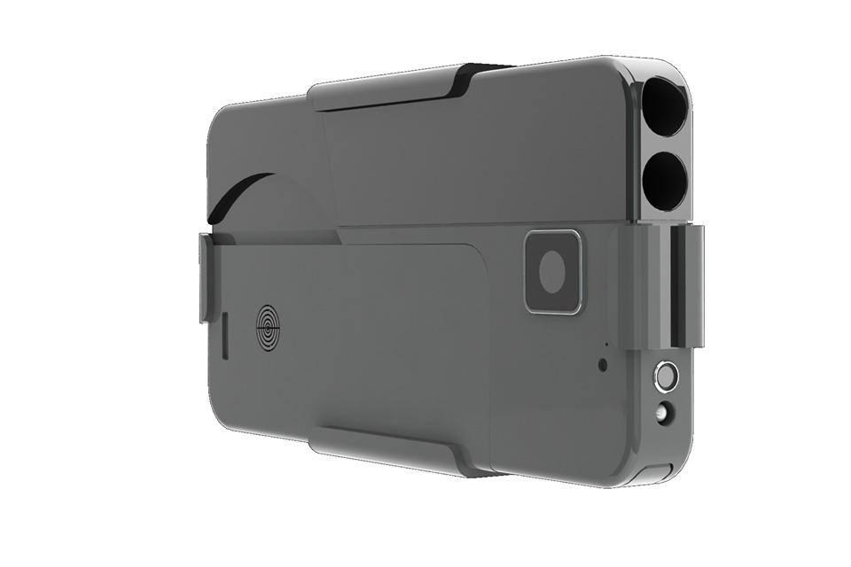 Imagem de Polêmica: pistola difarçada de celular está prestes a ser lançada nos EUA no tecmundo